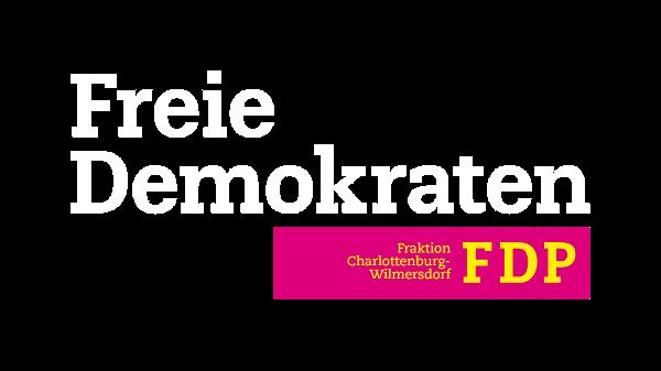Logo FDP-Fraktion Charlottenbrug-Wilmersdorf