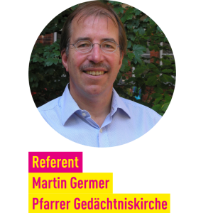 Pfarrer Martin Germer