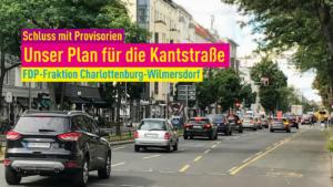 Foto der Kantstraße